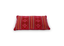 PIP - Coussin Darjeling Floral2 Rouge - 30x50cm