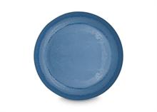 PIP Plat creux alu émail Blushing Bleu - 50cm#