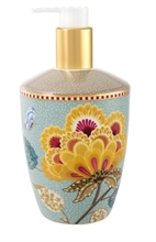 Distributeur savon liquide Floral Fantasy Blooming tails Bleu kaki