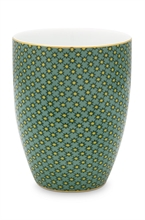 PIP - SDB Verre à dents / Grand mug Twinkle Star Vert 300ml