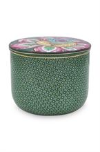 PIP - SDB Pot à coton Twinkle Star Vert 11,5cm