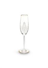 HC3 PIP - Flûte à champagne Floral2 verrerie - 23cl - #