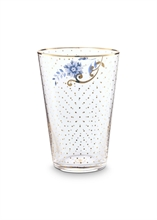HC2 PIP Verre à eau Golden dots Royal verrerie - 37cl#