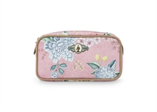 HC3 PIP - SDB Cosmetic Trousse rectangulaire Floral2 Good Morning Rose - 20x10,5