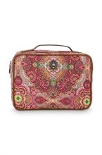 PIP - SDB Beauty Case Large Moon Delight Rouge 27x19x10cm
