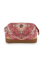PIP - SDB Cosmetic Purse Large Moon Delight Rouge - 26x12x18cm