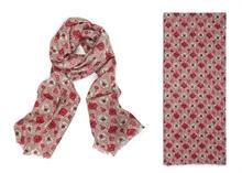 HC5 Pip Etole Floral Upside down Laine entrelacée Rose - 180x50cm#