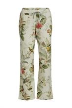 PIP - HW Babbet Pantalon Floris Blanc Crème - S - SS20