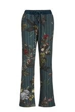 HW - Babbet Pantalon Fall In Leaf Large Vert XS - AW20
