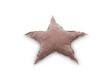 HC5 VTW FW18 Coussin étoile Velvet Rose 50 cm #