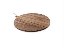HC5 VTW Basic Planche à découper ronde  bois acacia dia 60 cm #