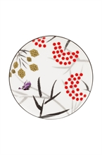 HC2 DFL Assiette petit four Tree of Life 12cm - #