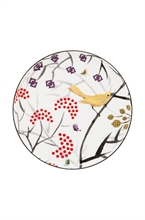 HC4 DFL Assiette à pain Tree of Life 17cm - #