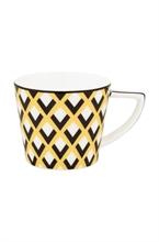 HC4 DFL Petit mug Scales Jaune 15cl - #