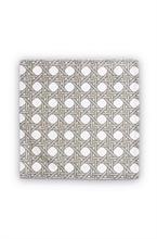 HC2 DFL Serviette tissu Webbing Gris 35x35cm - #