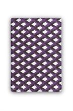 DFL Set de table Scales Violet 33x48cm