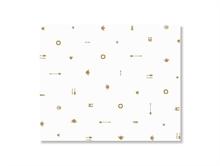 PIP Papier de soie décoré 480 feuilles - 50x70cm