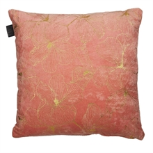KAAT Coussin Bely Rose  - 43x43cm - 100% velours