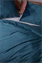 ATH Parure Tender Velours Bleu - 260x240+2.70x60 - SS20 Taille Hollandaise
