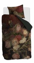 VG Parure Van Gogh -Vase Gladioli rouge- 140x200+70x60 - SS20 Taille Hollandaise