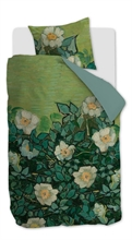 VG Parure Van Gogh -Roses sauvages vert- 140x200+70x60 - SS20 Taille Hollandaise