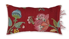 PIP - LM Coussin rectangulaire Jambo Flower Rouge - 35x60 - SS20