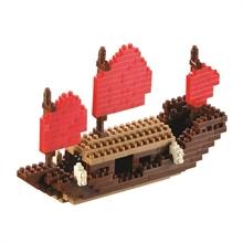 Monuments - Hong-Kong - Junk Boat - Niv. 2 - Giftbox S