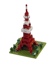 Monuments - Japon - Tokyo Tower - Niv. 3 - Giftbox S