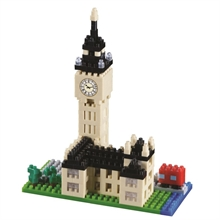 Monuments - Royaume-Uni - Big Ben - Niv. 3 - Giftbox S