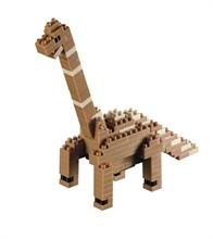 Dinosaures - Brachiosaure - Niv. 2 - Polybag zip L