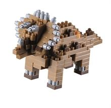Dinosaures - Triceratops - Niv. 2 - Polybag zip L