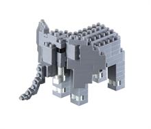 Animaux - Elephant - Niv. 1 - Polybag zip L