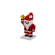 Noël - Père Noël et sa cloche - Niv.2 - Polybag S