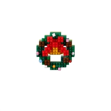 Noël - Couronne de Noël - Niv. 1 - Polybag S