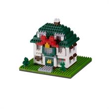 Noël - Maison décorées - Niv. 3 - Giftbox S