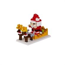 Noël - Traineau du père Noël - Niv. 3 - Giftbox S