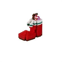 Noël - Chaussette de Noël - Niv. 2 - Polybag L
