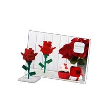 Cartes postales - Fleur - Niv. 1 - Polybag