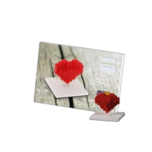 Cartes postales - CÔur - Niv. 1 - Polybag