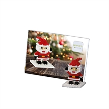 Cartes postales - Père Noel - Niv. 1 - Polybag