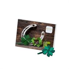 Cartes postales - Trèfle - Niv. 1 - Polybag
