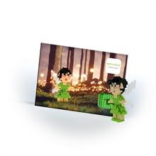Cartes postales - Fée - Niv. 1 - Polybag