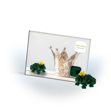 Cartes postales - Le prince grenouille - Niv. 1 - Polybag