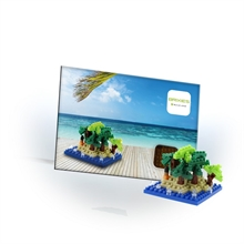 Cartes postales - Vacances à la plage - Niv. 1 - Polybag