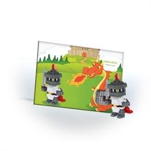Cartes postales - Chevalier - Niv. 1 - Polybag