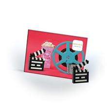 Cartes postales - Cinéma - Niv. 1 - Polybag