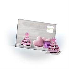 Cartes postales - Pièce montée - Niv. 1 - Polybag
