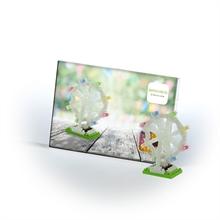 Cartes postales - Grande roue - Niv. 1 - Polybag