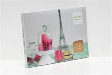 Cartes postales - Macarons - Niv. 1 - Polybag