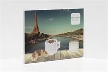 Cartes postales - Petit déjeuner français - Niv. 1 - Polybag